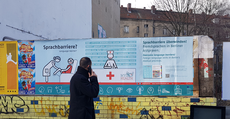 Urban Action - MyHealth City Banner Campaign Announcing ...